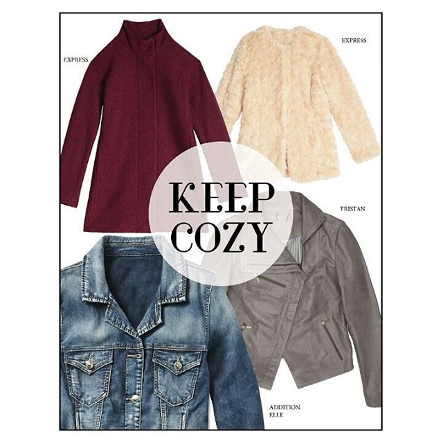 Keep cozy with these fall jackets to suit any stylehellip