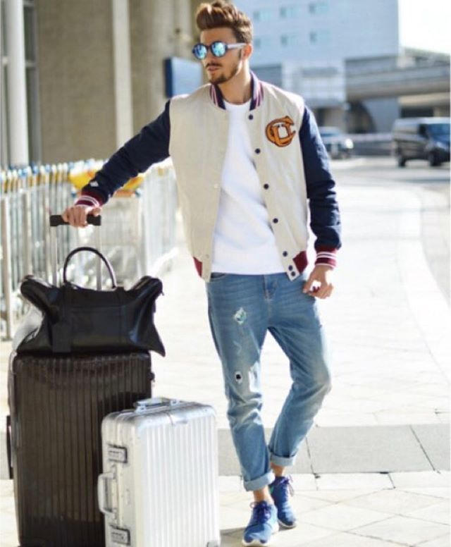 Travelling in style is easy with rimowaofficial  gianmariasainato TravelTuesdayhellip