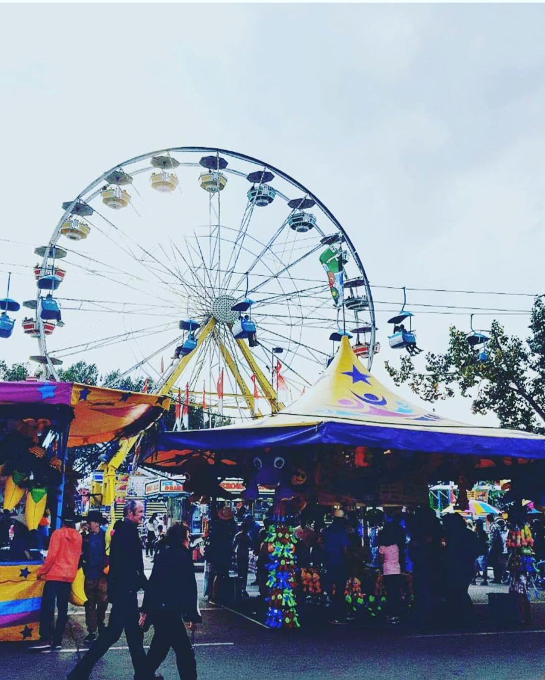 Carnival fun at the calgarystampede