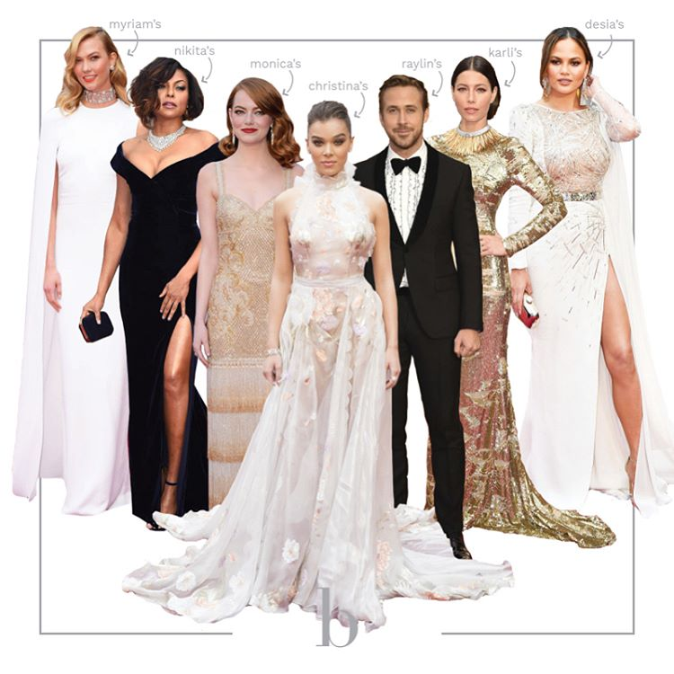 Our bestdressed from the Oscars2017 red carpet Tag a friendhellip