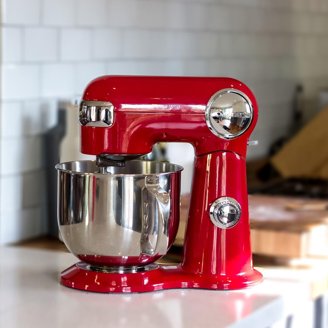 Our plans tonight include cuisinartcanadas Precision Master Stand Mixer clientlove