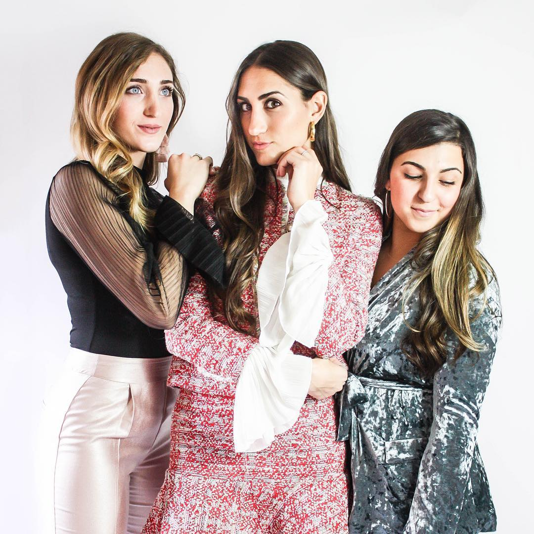 conaircanada teamed up with the sisters from 3girlsandourcloset for thishellip
