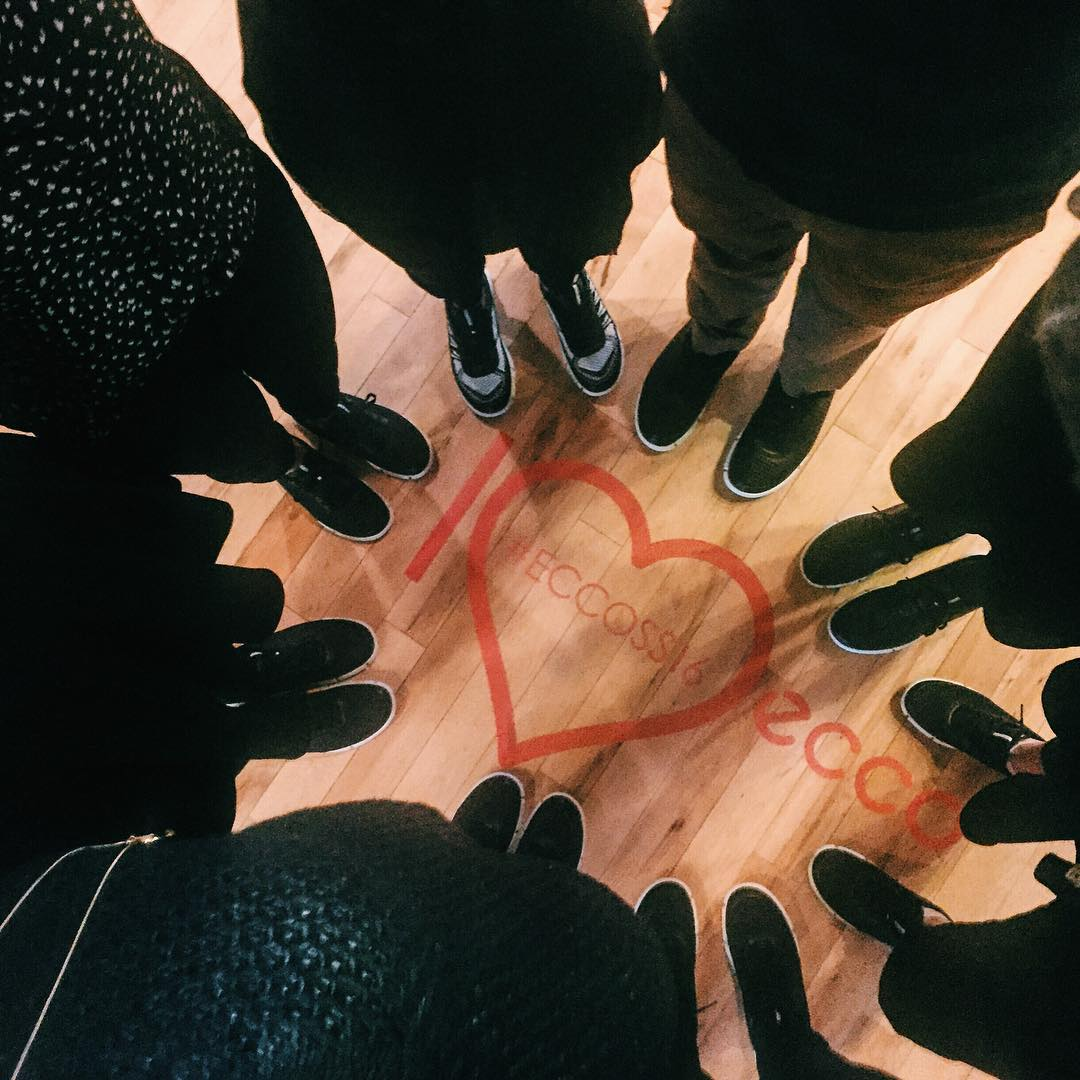 The Brill Team is clearly in love with eccoshoes newhellip