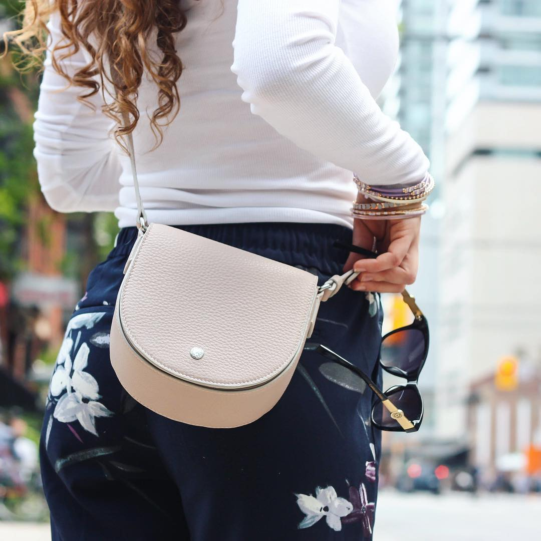 A saddle bag that takes you from the office tohellip