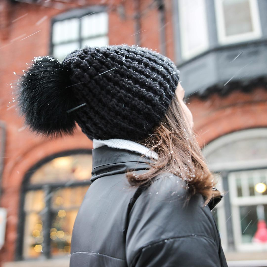 Brillettes are always prepared with cozy toques Stay warm thishellip