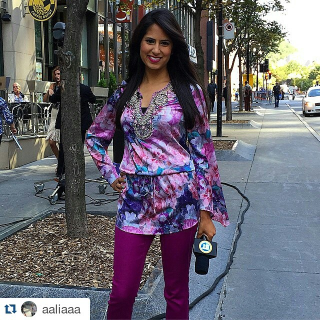 Repost aaliaaa looking so beautiful in tristanstyle !!  Tomorrowhellip
