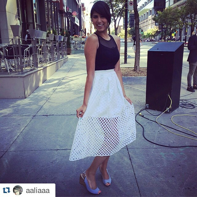 Repost aaliaaa looks truly stunning in this ridiculously cute tristanstylehellip