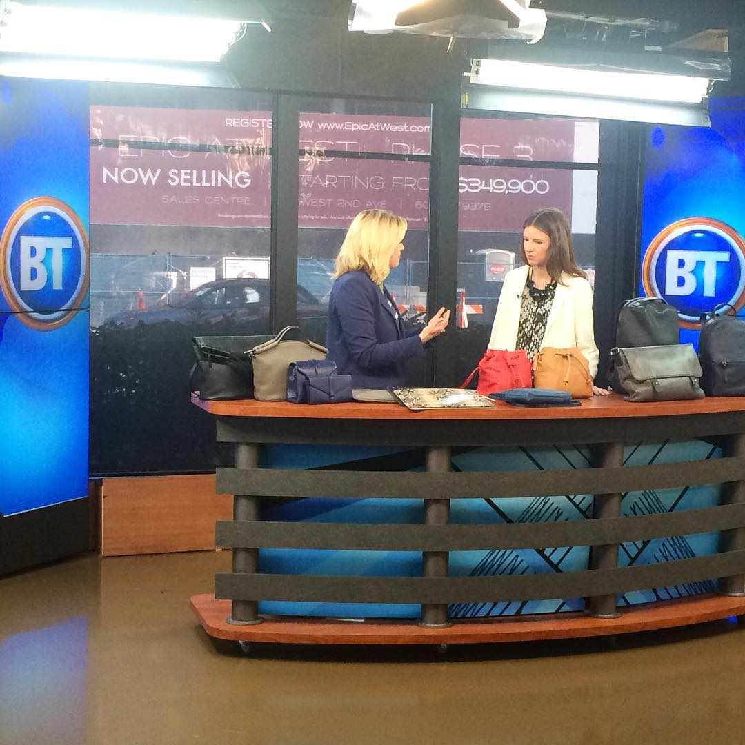 Today Lindsay Nicolai from eccoshoes talked to dawnchubai of btvancouverhellip